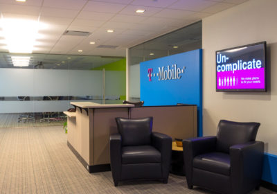 T Mobile Regional Business Office And Fraud Prevention Center